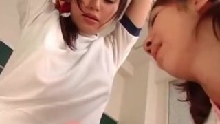 Schoolgirl girl penetrating