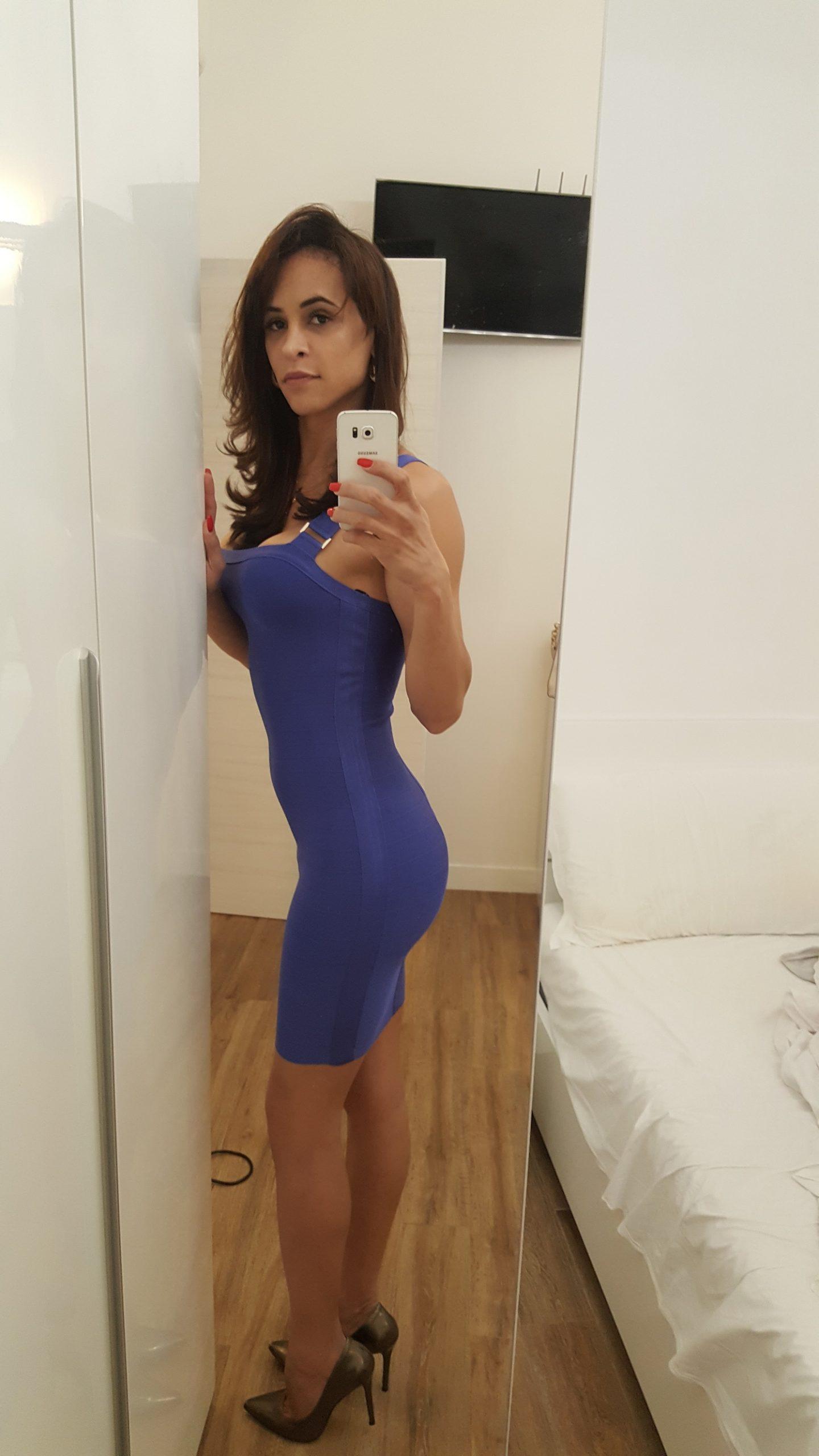 TS Carla Brasil Dress